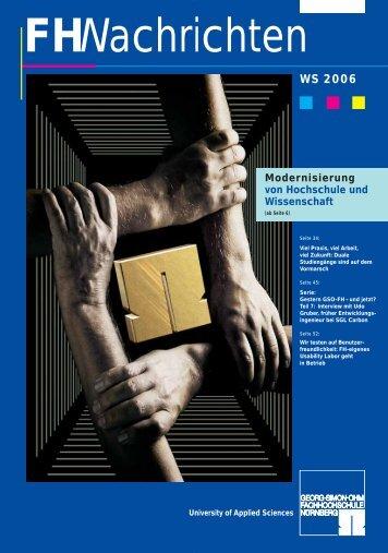 Download als PDF - Georg-Simon-Ohm-Hochschule Nürnberg