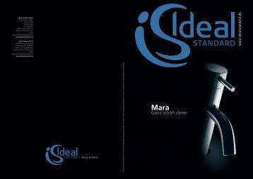Mara Armaturen Prospekt - Ideal Standard