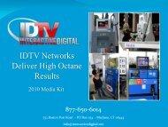 Full IDTV Media Kit - Interactive Digital
