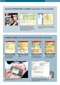 4mobile CLIENT: Per Handheld mit der Zentrale verbunden. - Page 5