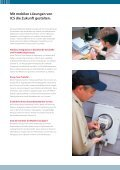 4mobile CLIENT: Per Handheld mit der Zentrale verbunden. - Page 7