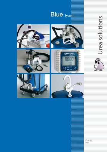 catalogo urea ad-blue