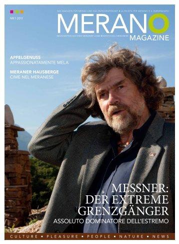 Merano Magazine - Sommer 2011