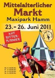 Flyer Hamm 11 - Maximilianpark