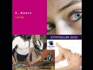 Drs. Erik Baars, presentatie 2 - Hogeschool Leiden