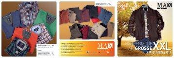 HERBST/WINTER 2012 - MAX Great Menswear