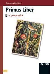 Primus liber A - Scuolabook