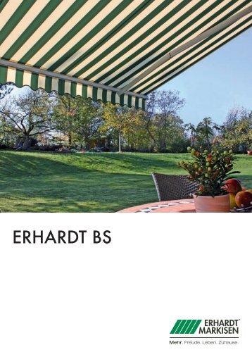 download pdf broschüre erhardt bs-d - Erhardt Markisen