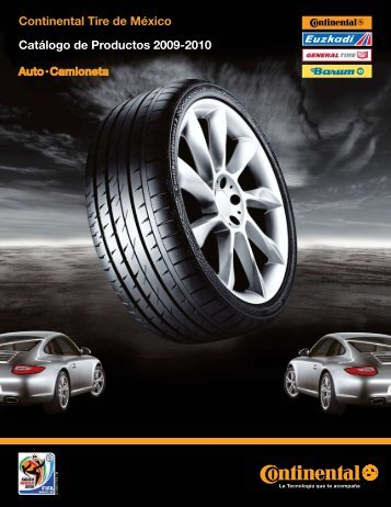 beneficios - Continental Tire