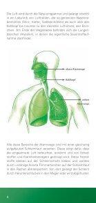Patientenbroschüre Atemwege - GeloMyrtol - Seite 4