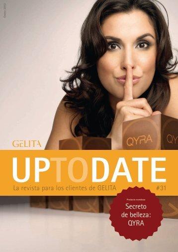 Secreto de belleza: QYRA - Gelita