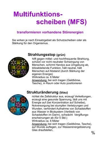 MFS Beschreibung f. Verkaufssackerl - Dr. Margarita Kern