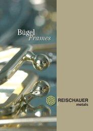 Katalog / catalog - Download - Reischauer metals