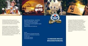 herunterladen - Schneider-Weisse