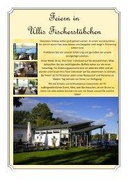 Bankettkarte (PDF) - Ullis Fischerstübchen