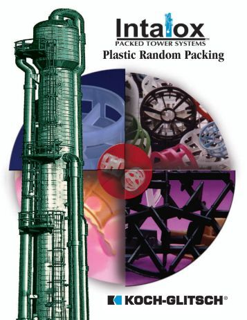 Plastic Random Packing brochure (KGPP-1) - Koch-Glitsch