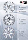 Beratung zu Alufelgen, Reifen, Kompletträdern - Interpneu - Seite 5