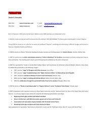 CV - English - PDF - Fumantwo