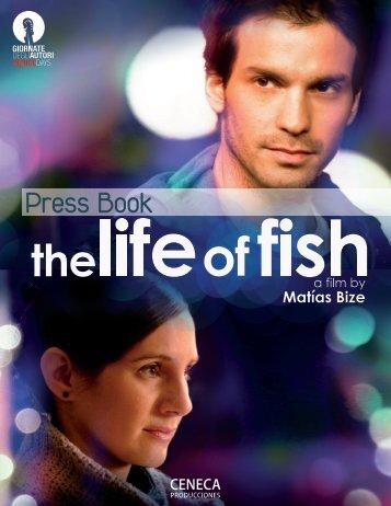Press Book - La vida de los peces