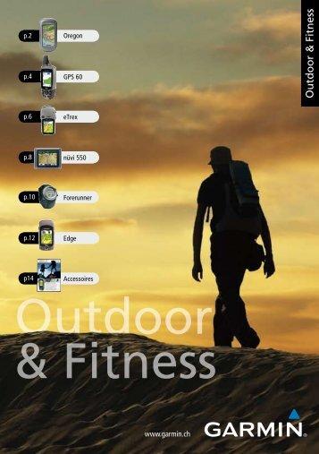 & Fitness - Garmin