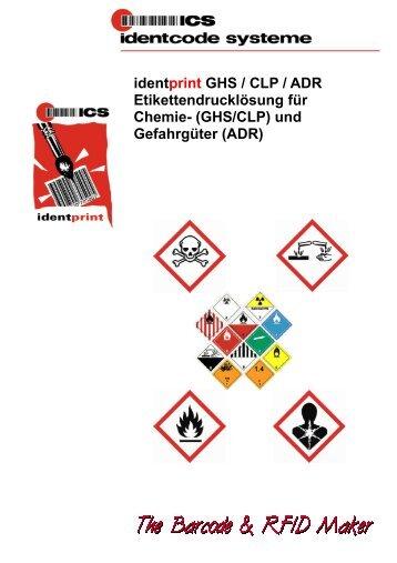 identprint Systemkomponenten - ICS Identcode Systeme AG