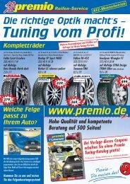 Tuning Handzettel 07 - W. Johann GmbH