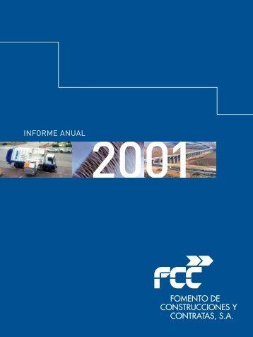 Maqueta FCC 2001 . Castellano