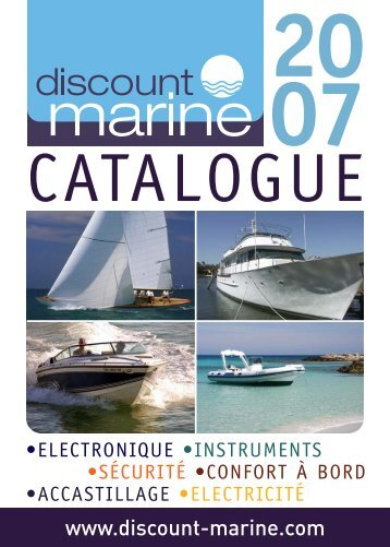 electronique - Discount Marine