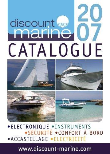 electronique - Discount Marine