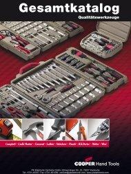 Katalog Cooper Tools Hardware - PK Elektronik
