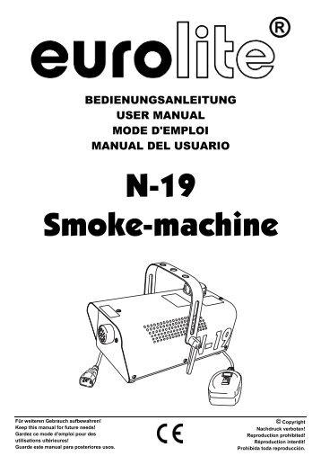инструкция n 19