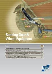 Running Gear & Wheel Equipment Hubs & Bearings - Ifor Williams