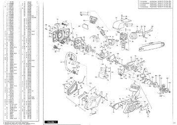 IPL, McCulloch, Euromac, Cabrio, 320, 321, 340, 341, 380