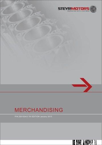 MERCHANDISING - Steyr Motors