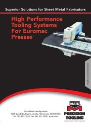 Download Euromac Tooling Systems Catalog LIT00149
