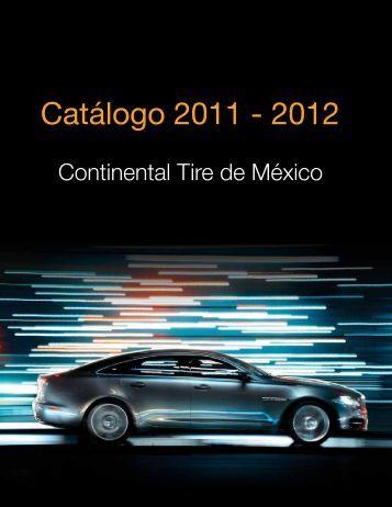 Catálogo 2011 - 2012 - Vitallantas