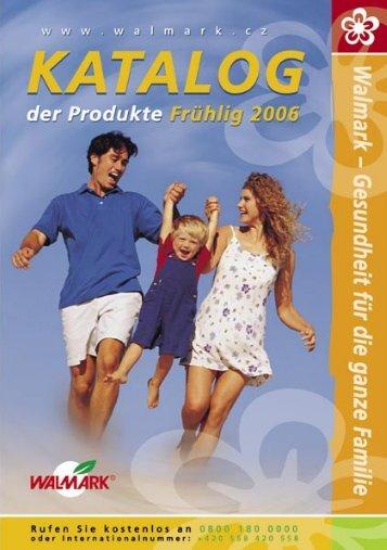 Katalog von Produkten - Walmark as