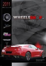 katalog - Wheelsshop.dk