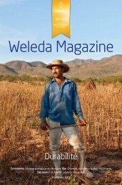 Weleda Magazine, printemps 2011 PDF-Download