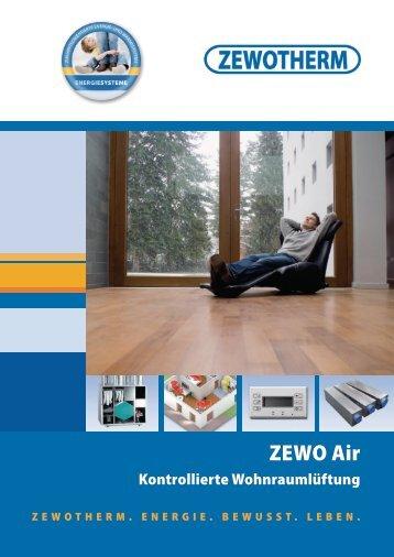 ZEWO Air - Zewotherm