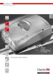 Comfort 211 - Marantec