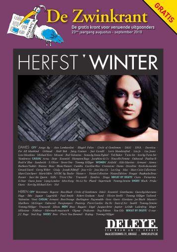 HERFSTË'WINTER - De Commeere