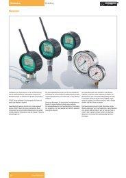D4-D11 - Diagtronics Manometer - DE 1