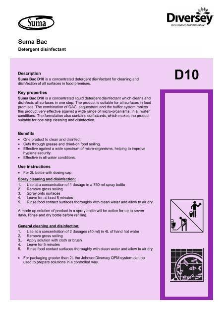 PIS Suma Bac D10 pdf