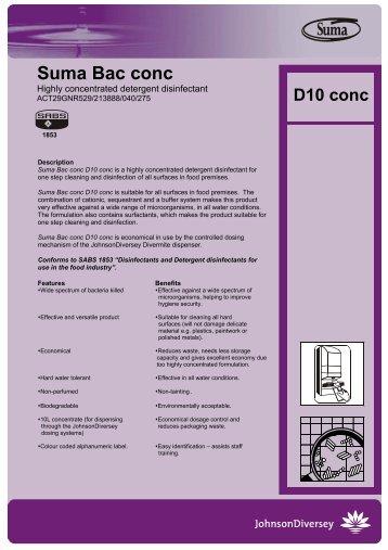 Suma Bac conc D10 Conc