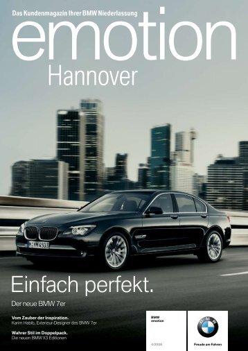 Hannover - BMW Niederlassung Hamburg