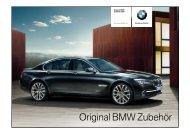 Original BMW Zubehör 7er