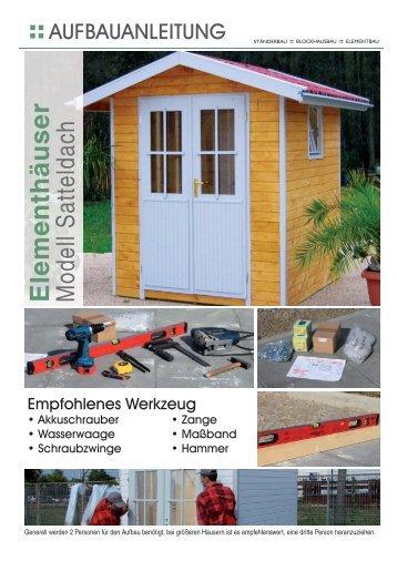 Www.gartenhaus-Nach-Mass.de Magazine