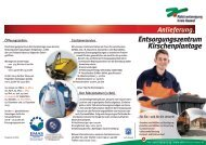 Anlieferung, Gebühren und Entgelte (PDF-Datei) - Abfallentsorgung ...