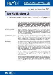 Iso-Kaltkleber LF - Bostik